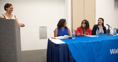 Young Professionals Workshop: Megasessions at the 2015 National Urban League Conference at the Greater Ft. Lauderdale Broward County Convention Center, Ft. Lauderdale, Florida, Thursday, July 30, 2015. (Photo by Margarita Corporan ).