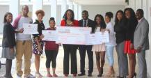 Under The Leadership of President Jules, The Urban League Young Professionals Presented The 2nd Annual Young Professionals Empowerment Scholarship