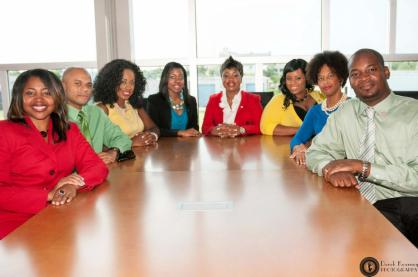 K.Jules President of the 2012 - 2013 Urban League of Broward County Young Professionals Network