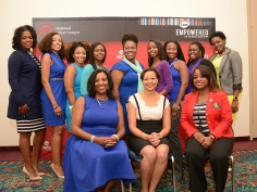 """""""Workshops at the 2015 National Urban League Conference at the Greater Ft. Lauderdale Broward County Convention Center, Ft. Lauderdale, Florida, Thursday, July 30, 2015. (Photo by Glenda Jones). """""""