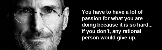 Passion Is Not a Luxury