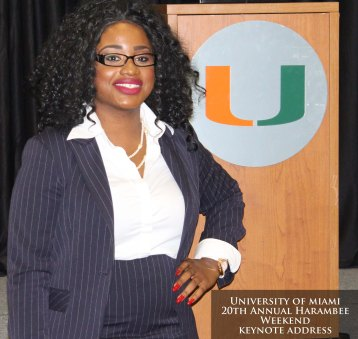 University of Miami Keynote Address
