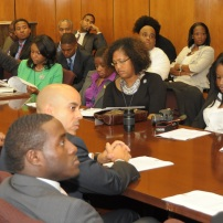 Emerging Community Leaders at the Department of Labor