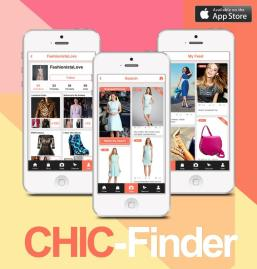 CHIC-FINDER MOBILE APP