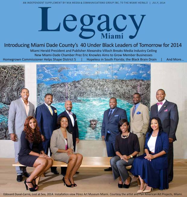 Legacy Miami 40 under