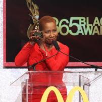 McDonalds 365Black Awards Iyanla Vanzant