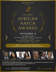 African NAFCA Awards (PRNewsFoto/Billionaires Row)