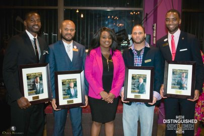 The K.Jules Project Presents the 2014 Distinguished Gentlemen