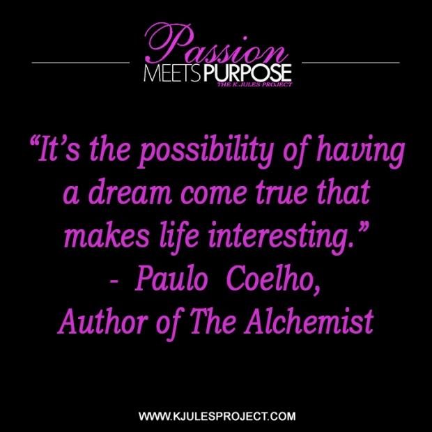 Alchemist Quote