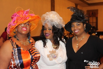 Hearts, Hats & High Tea Presented by Women With HEART