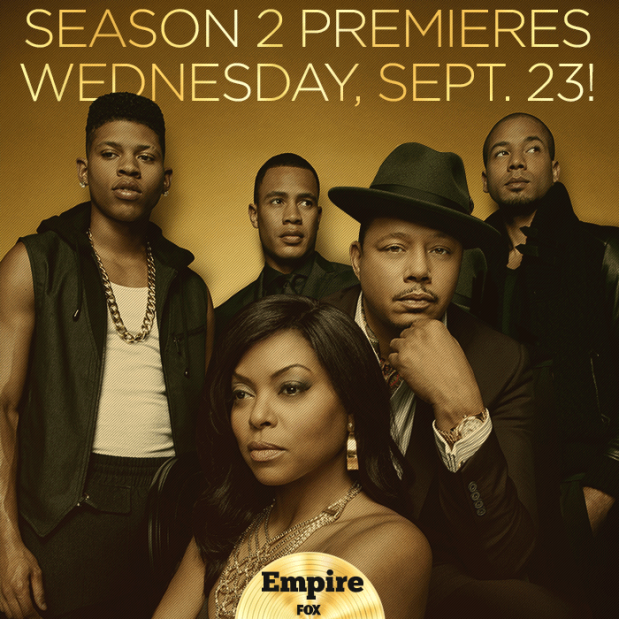 season premiere Empire FB