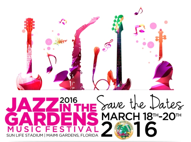 Miami Jazz In The Gardens 2016 Lineup Autos Post