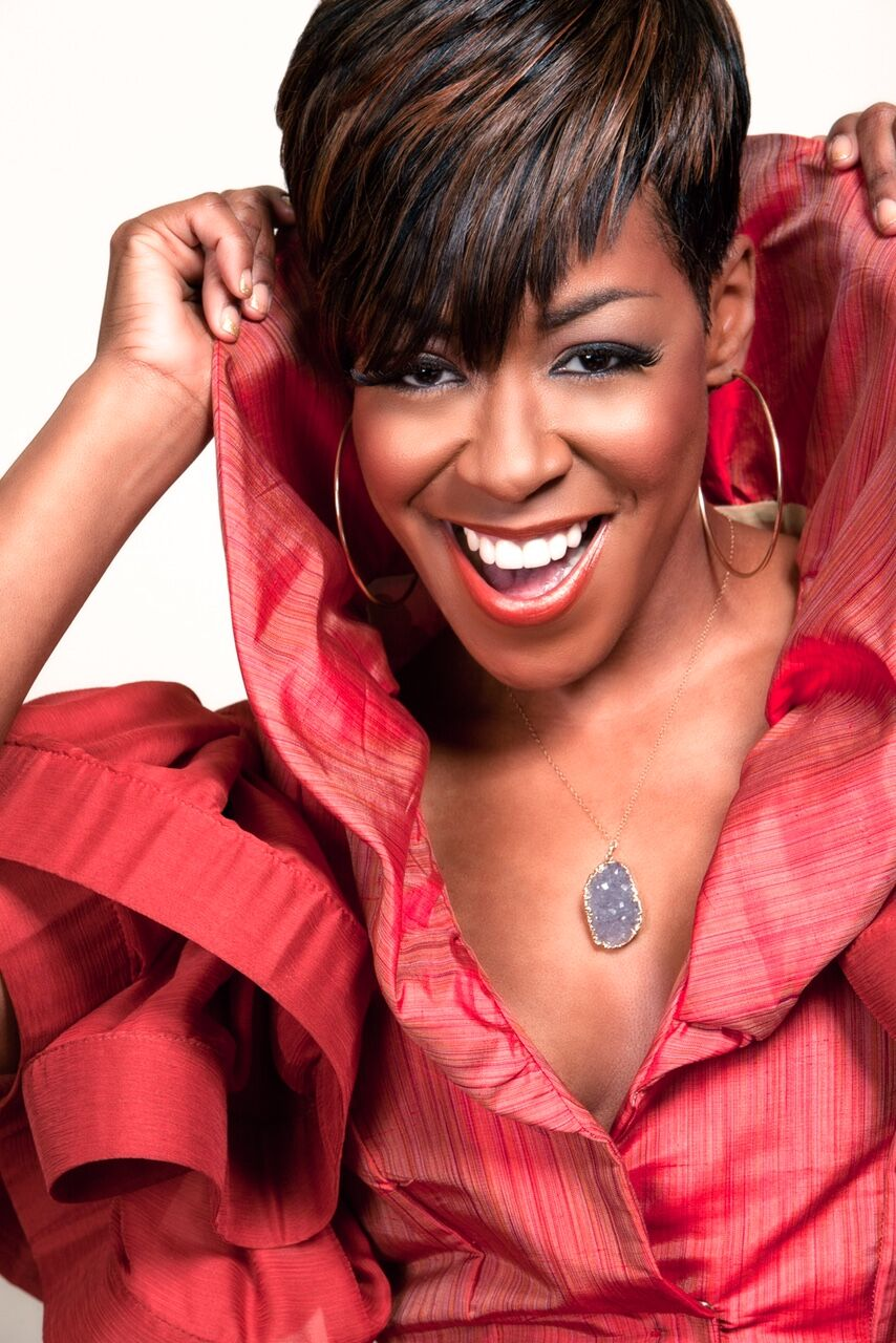 Tichina Arnold To Host The 2015 Triumph Awards Filming On
