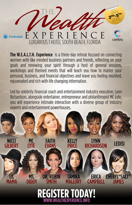 Hip Hop Sisters Wealth Experience