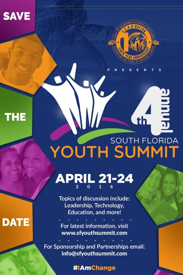 SF Youth Summit Flyer