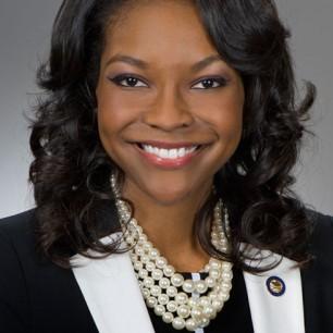 Ohio State Representative Emilia Strong Sykes