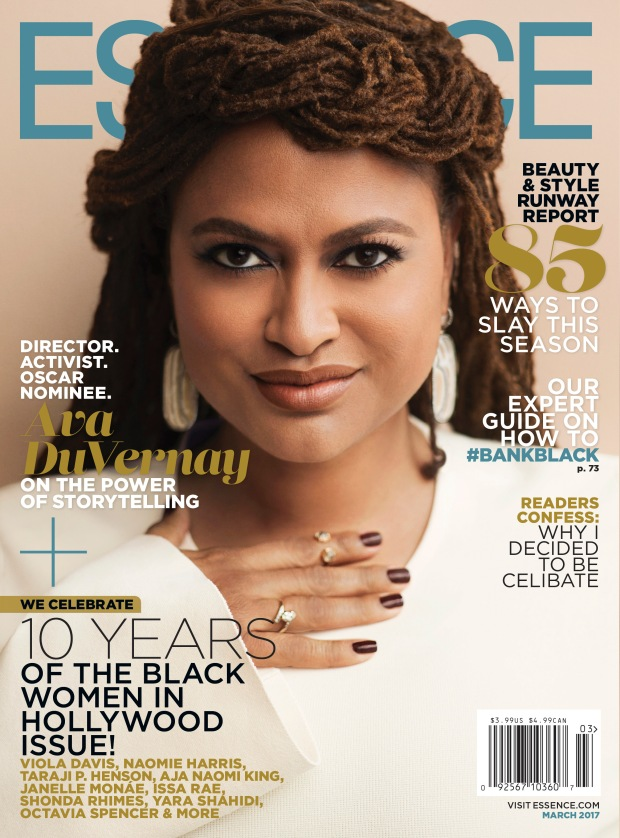 Ava duvernay on essences black women in hollywood march cover march cover singleg ccuart Choice Image